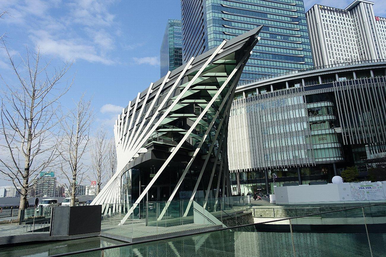 グランフロント大阪 うめきた広場_c0112559_08521280.jpg