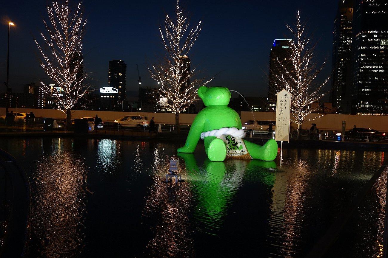 グランフロント大阪 うめきた広場_c0112559_09030165.jpg