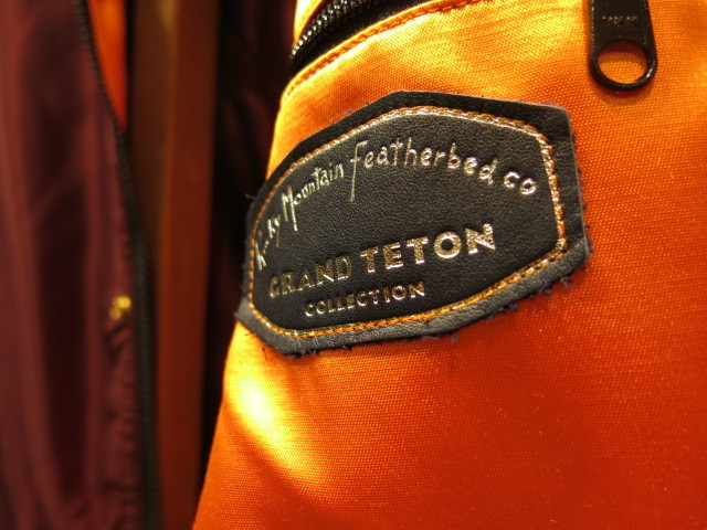 """Rocky Mountain Featherbed GRAND TETON COLLECTION × TheThreeRobbers JACKSON COAT - ORDER\""ってこんなこと。_c0140560_14050254.jpg"
