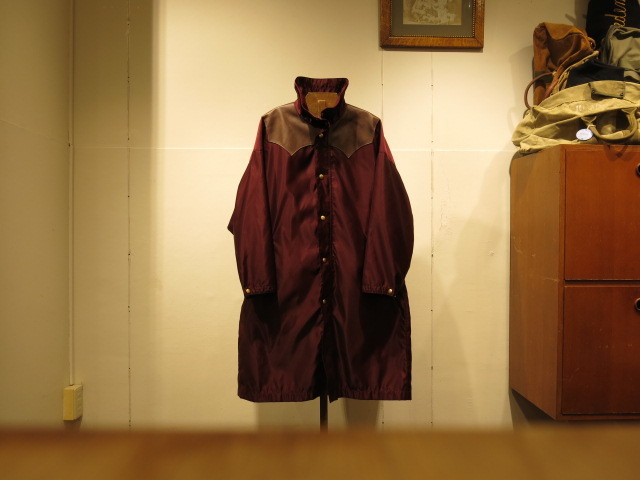 """Rocky Mountain Featherbed GRAND TETON COLLECTION × TheThreeRobbers JACKSON COAT - ORDER\""ってこんなこと。_c0140560_14051080.jpg"