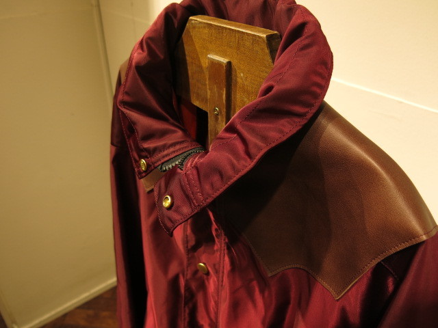 """Rocky Mountain Featherbed GRAND TETON COLLECTION × TheThreeRobbers JACKSON COAT - ORDER\""ってこんなこと。_c0140560_14052660.jpg"