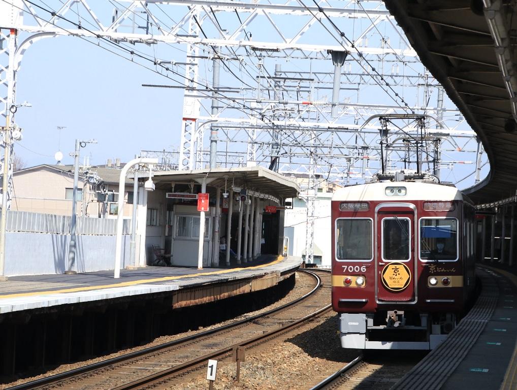 大山崎駅付近 _d0202264_811542.jpg