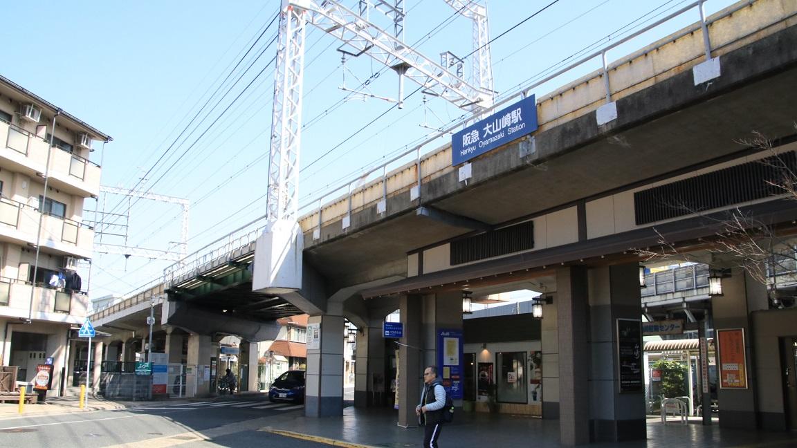 大山崎駅付近 _d0202264_8115631.jpg