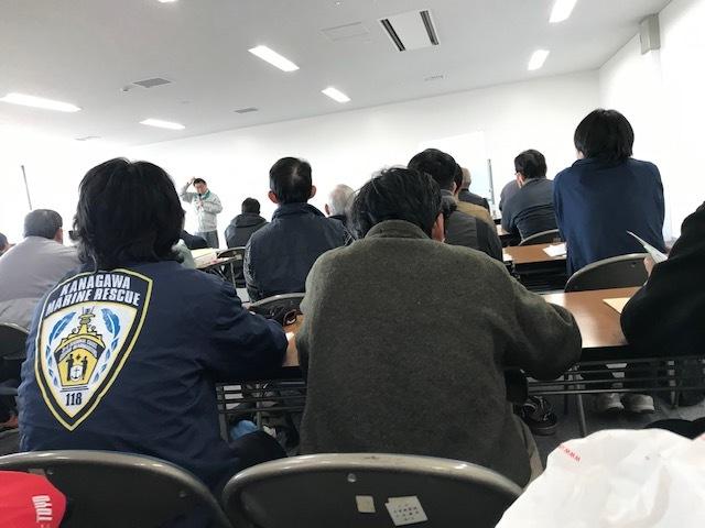 林災防主催のチェンソー講習会(補習)に参加2・18_c0014967_06412532.jpg