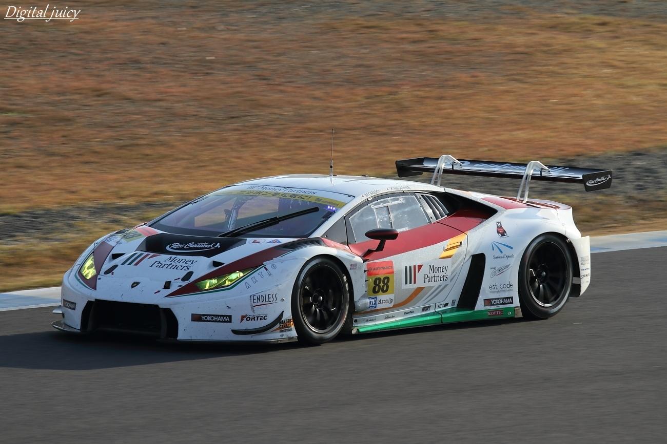 GT300 : #88 マネパ ランボルギーニ GT3_c0216181_21520167.jpg