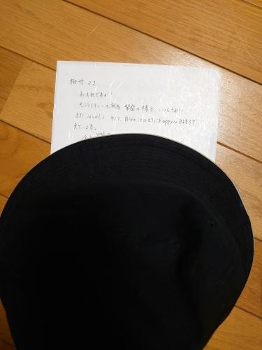 「ノリちゃんありがとう」_a0075684_09425572.jpg