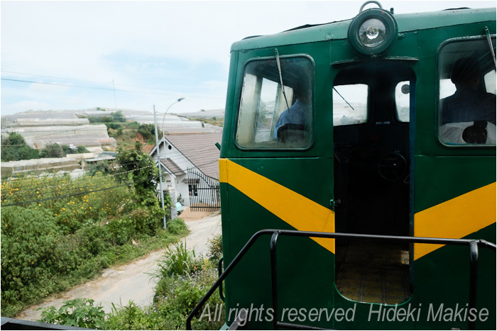 インドシナ周遊の旅 Ⅱ(17)ダラット(2)観光列車_c0122685_18222020.jpg