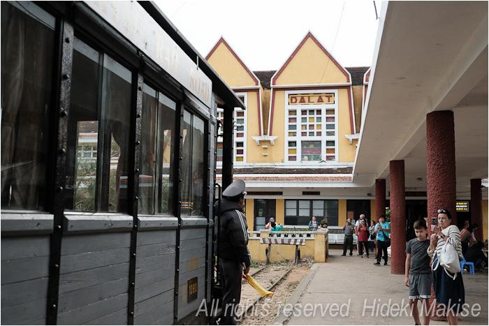 インドシナ周遊の旅 Ⅱ(17)ダラット(2)観光列車_c0122685_18232537.jpg