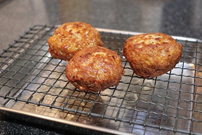 黒酢の肉団子とよだれ豆腐_a0223786_14210994.jpg