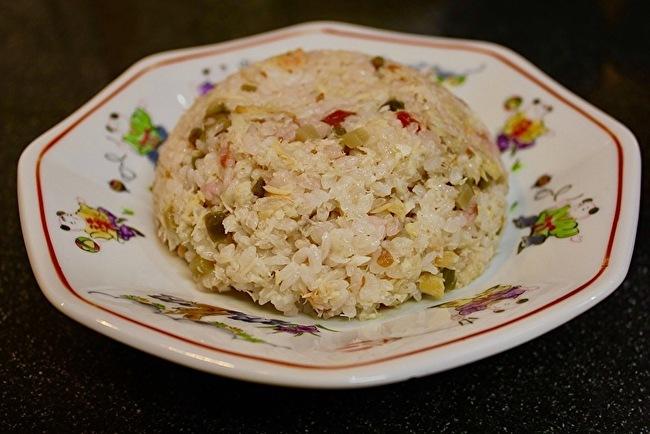 黒酢の肉団子とよだれ豆腐_a0223786_14354037.jpg