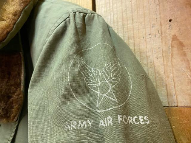 2月26日(水)マグネッツ大阪店ヴィンテージ入荷!!#9 U.S.ArmyAirForce & German編! B-15 & B-11、MotorcycleCoat!!_c0078587_3505515.jpg