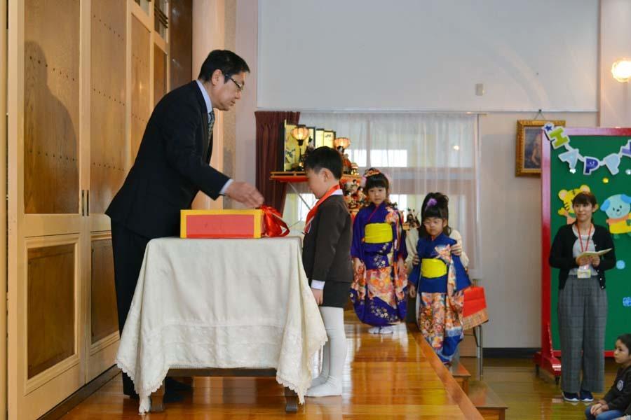 お誕生会、第一幼稚園_d0353789_10360815.jpg