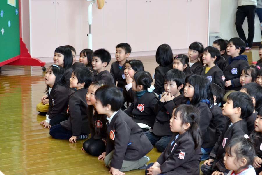 お誕生会、第一幼稚園_d0353789_10372059.jpg