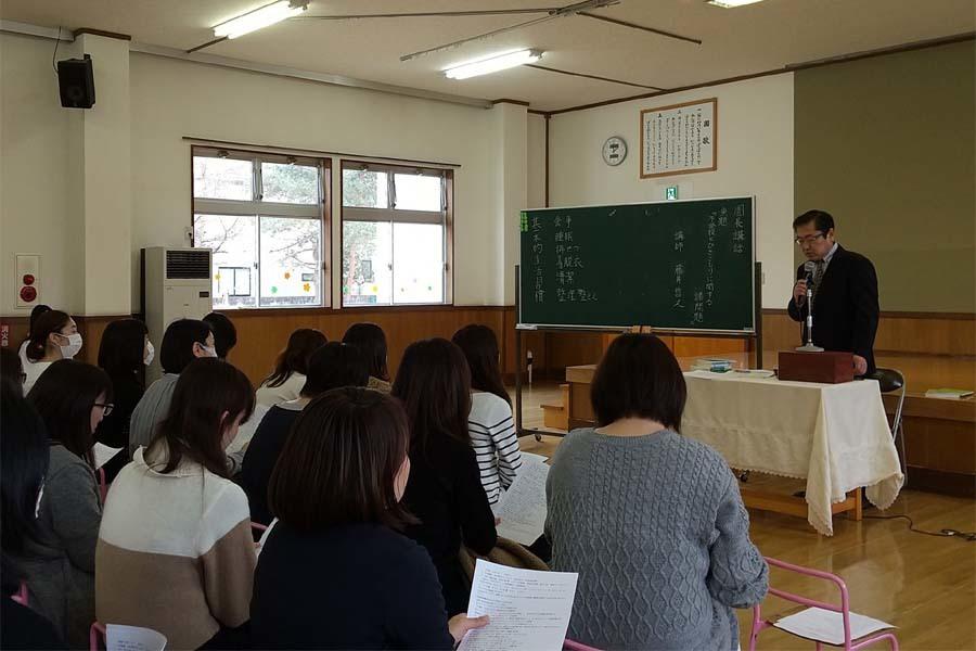 第二幼稚園、PTA役員会とPTA総会_d0353789_16105054.jpg