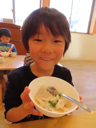 【鶴見】クッキング ~餃子つくったよ~_a0267292_10391223.jpg