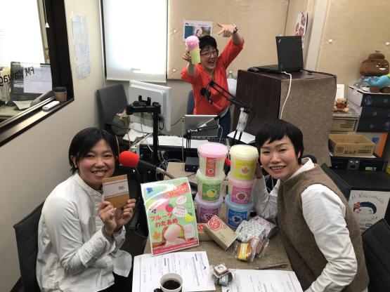 FMkawaguchiラジオへ_e0351292_10374635.jpg