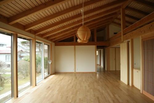 昨日のQ1住宅L2二ツ井_e0054299_06325621.jpg