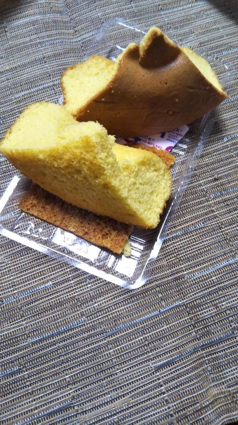 大麦のシフォンケーキバニラ_f0076001_23355091.jpg