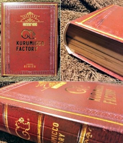 Kurumicco Factory ワークショップ_a0057402_02190028.jpg