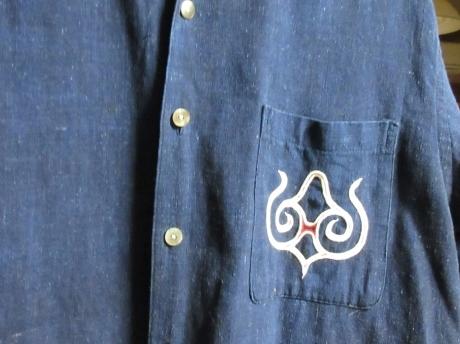 アイヌ刺繍のシャツ_a0203003_21122003.jpg