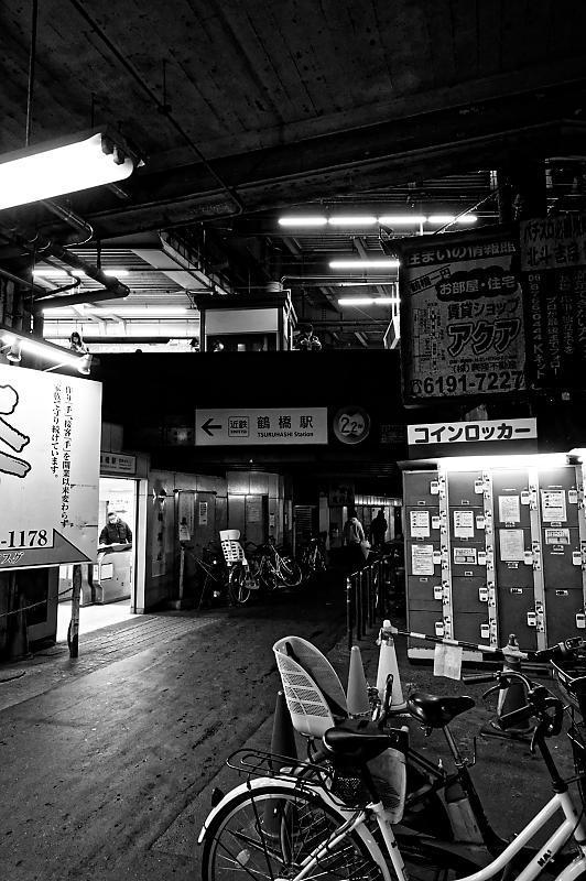 雨の鶴橋寸景 其の一_f0032011_20173010.jpg