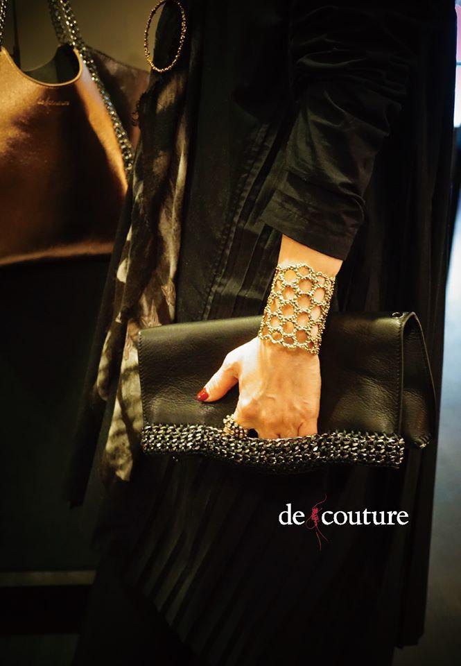 de couture 新作3WAYクラッチ_b0115615_14591826.jpg