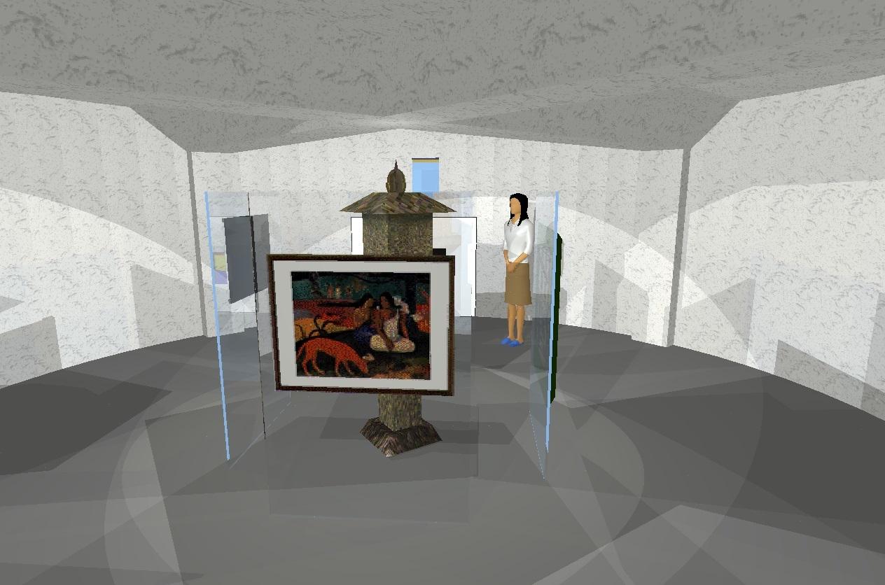 アンビルドシリーズ10 異次元の美術館_d0057215_15454225.jpg