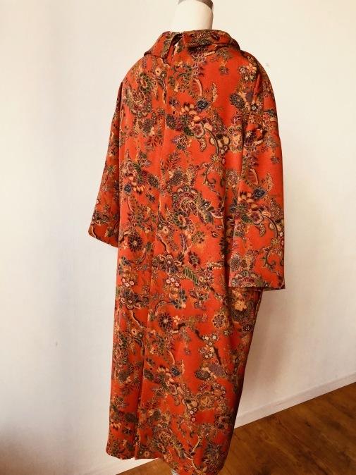着物着物リメイク・お着物からコクーンワンピース2_d0127925_10555187.jpg