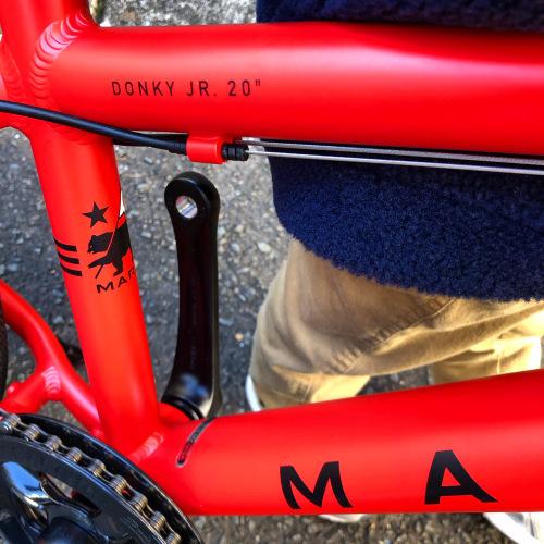2020 MARIN「DONKY Jr20」マリン ドンキーjr 20インチ 18インチ キッズ おしゃれ子供車 おしゃれ自転車 子供車 リピトキッズ_b0212032_17310704.jpeg