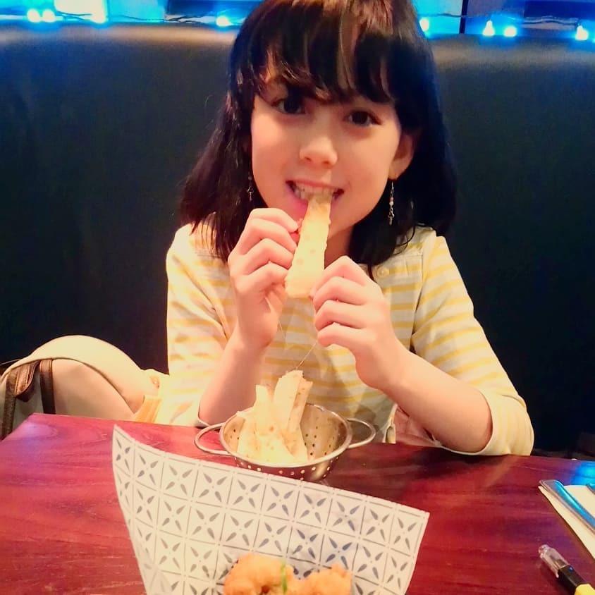 また瑠花のお気に入りレストランへ。。。_b0167736_03064743.jpg
