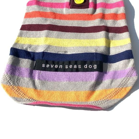 seven seas dog Neo WAN button T セブンシーズドッグ ボタンTシャツ_d0217958_18020868.jpeg