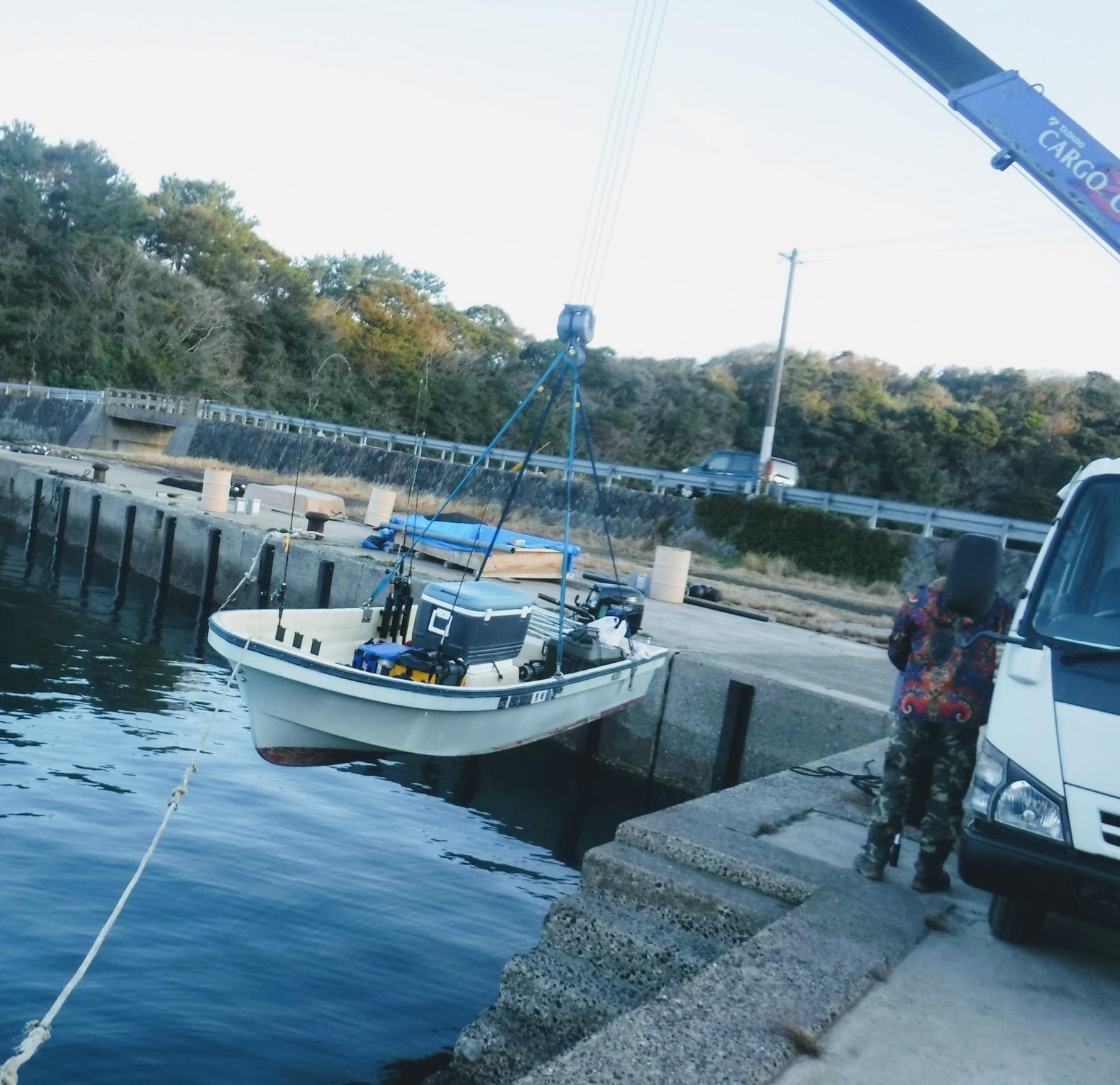 船釣りして刺身_d0195183_22042129.jpg