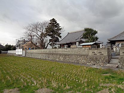 お寺の山門改築工事_e0066586_07332444.jpg