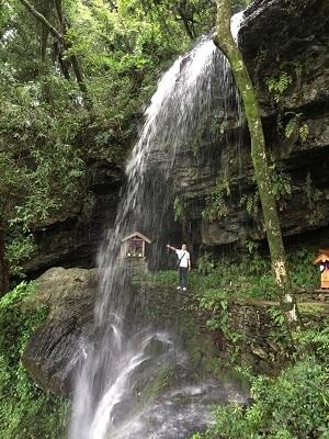 裏見の滝からの~ かなや明渓狭温泉~~♪ _e0123286_19475133.jpg