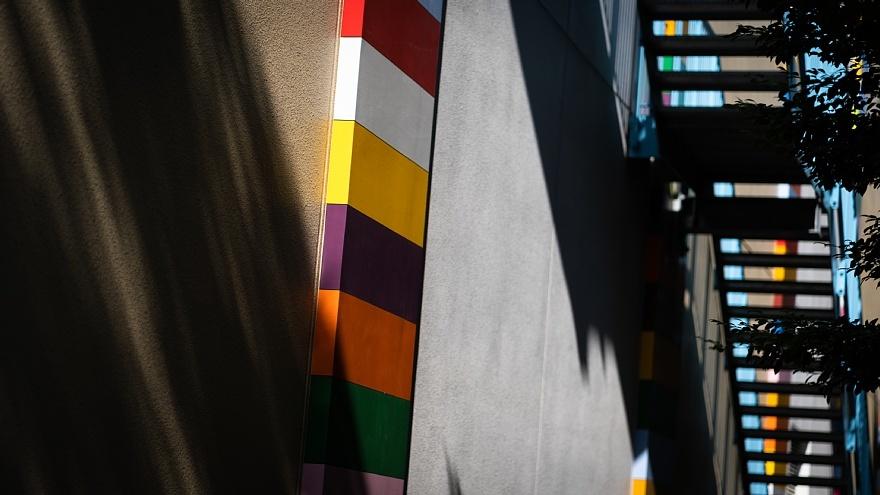 色彩と光蜥蜴が迎えるメイカーズピア_d0353489_10385721.jpg