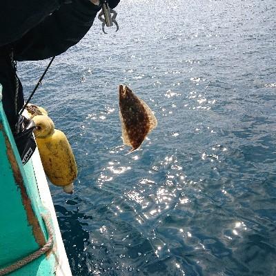 毎年恒例釣り初め_f0069890_01061898.jpg