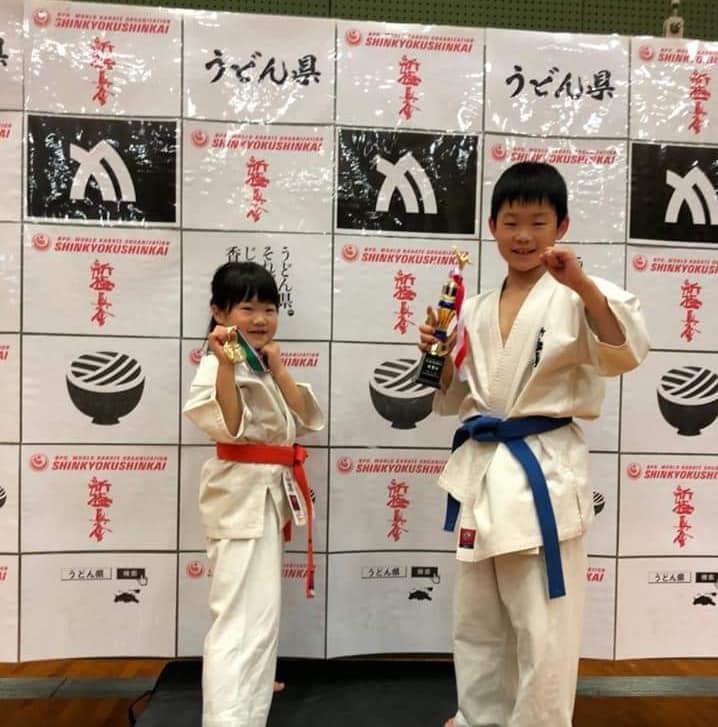 先日の香川遠征の結果報告が届きました。高知愛媛三好道場の皆さんよく頑張ってくれました!_c0186691_18180606.jpg