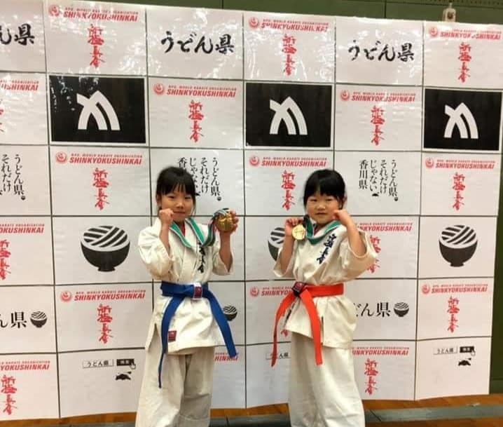 先日の香川遠征の結果報告が届きました。高知愛媛三好道場の皆さんよく頑張ってくれました!_c0186691_18181313.jpg