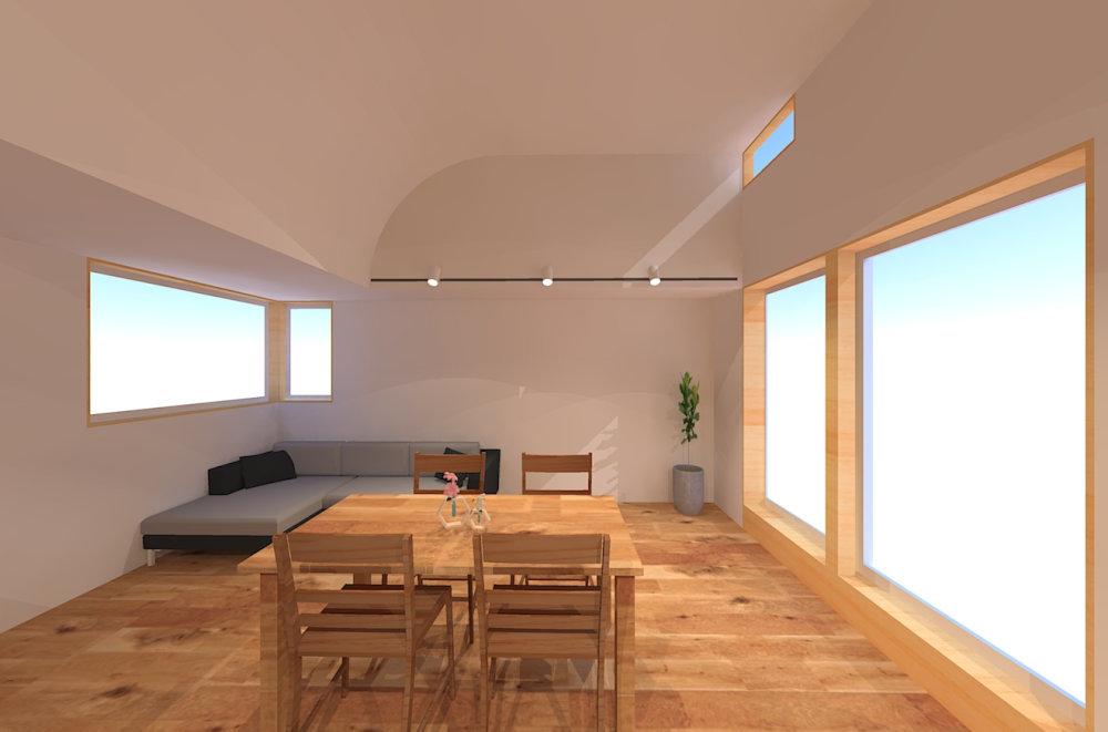 OPEN HOUSE 36坪の土地に建つ中庭のある住まい_b0349892_08363916.jpg