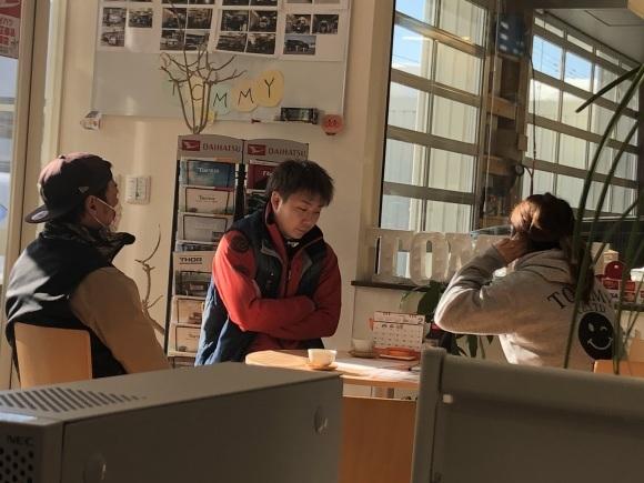 2月27日(木)本店ブログ♩GMCユーコンデナリ XL あります♡ ランクル ハマー アルファード_b0127002_20090141.jpg
