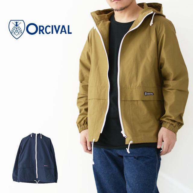 ORCIVAL[オーチバル・オーシバル] M 60/40 CLOTH JACKET [RC-8892 NNC] 60/40 マウンテンパーカ・MEN\'S _f0051306_16500118.jpg