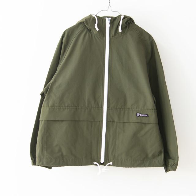 ORCIVAL[オーチバル・オーシバル] W 60/40 CLOTH JACKET [RC-8054 NNC] 60/40 マウンテンパーカー・LADY\'S _f0051306_16563003.jpg