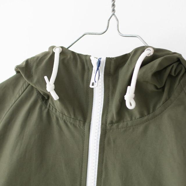 ORCIVAL[オーチバル・オーシバル] W 60/40 CLOTH JACKET [RC-8054 NNC] 60/40 マウンテンパーカー・LADY\'S _f0051306_16563075.jpg