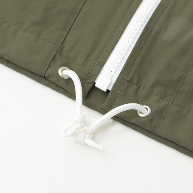 ORCIVAL[オーチバル・オーシバル] W 60/40 CLOTH JACKET [RC-8054 NNC] 60/40 マウンテンパーカー・LADY\'S _f0051306_16563076.jpg