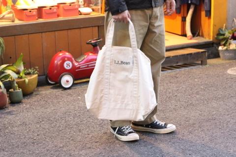 「L.L.Bean」使えるバッグアイテム3型ご紹介_f0191324_08230914.jpg
