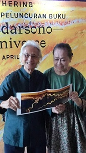 """インドネシアの画家・Srihadi Soedarsono 個展:""""Srihadi Soedarsono— Man x Universe""""_a0054926_08263323.jpg"""