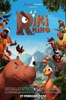 インドネシアのアニメ映画:Riki Rhino _a0054926_10340144.jpg