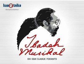 インドネシアの音楽家・Djaduk Ferianto さん没100日祭:IBADAH MUSIKAL  2/25_a0054926_11540701.jpg