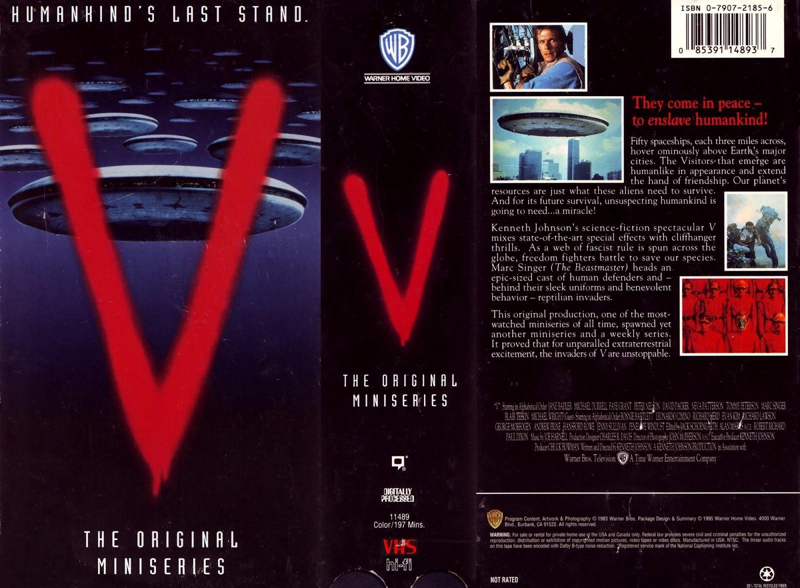 V (1983) & V: THE FINAL BATTLE (1984)_c0047930_00113773.jpg