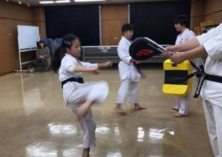 木曜空手 前田教室 手稲教室_c0118332_21530247.jpg